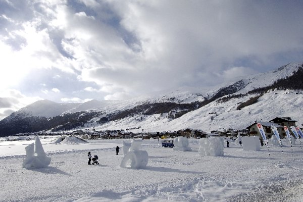 Winter Gallery, Livigno